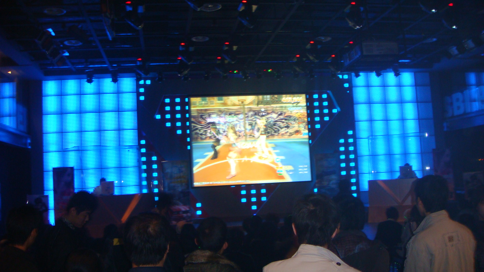 比赛大屏幕素材