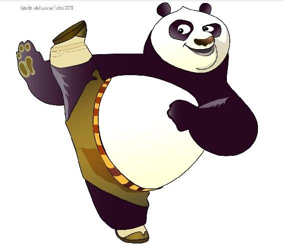q版大熊猫